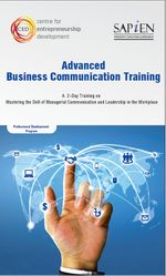 Advanced Business Communication Training
